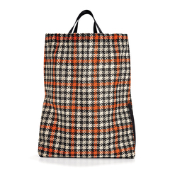 Рюкзак складной Mini maxi sacpack glencheck red Reisenthel AU3068