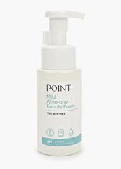 Мусс для умывания POINT Глубокое очищение 260мл (для сухой и чувствительной кожи) 249895