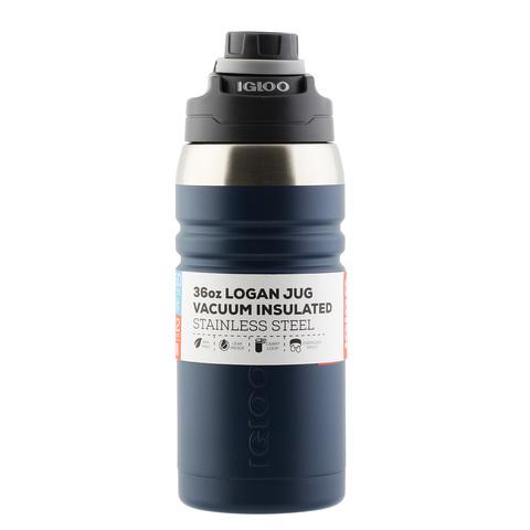 Термос Igloo Logan 36 (1 литр) синий