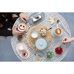 Чашка Cafe Concept 350 мл темно-серая TYPHOON 1401.842V