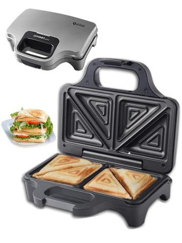 Сэндвичница-тостер FIRST FA-5338-6 Silver