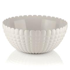 Салатница Tiffany L 3 л молочно-белая Guzzini 213825156