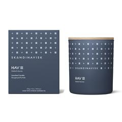 Свеча ароматическая HAV с крышкой, 200 г (новая) SKANDINAVISK SK20104