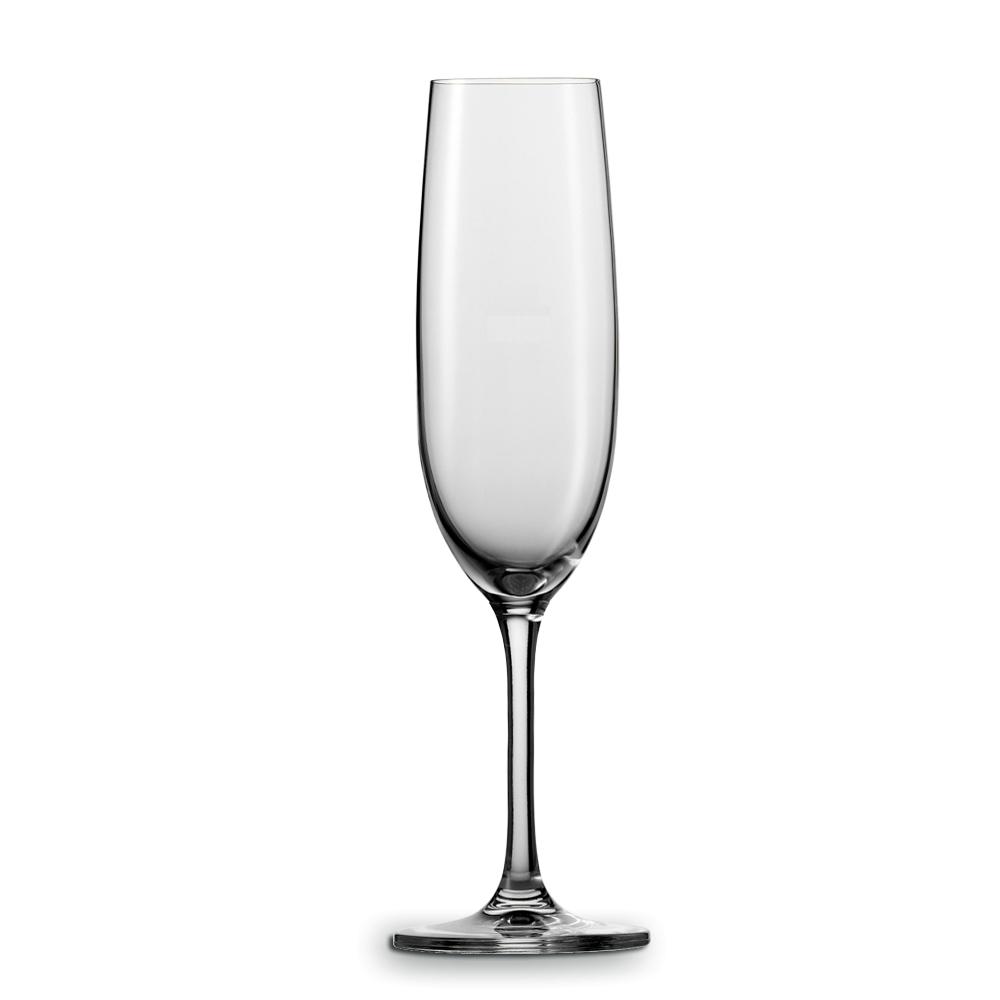 Набор из 2 фужеров для шампанского 228 мл SCHOTT ZWIESEL Elegance арт. 118540