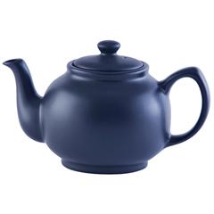 Чайник заварочный Matt Glaze 1,1 л синий P&K P_0056.734