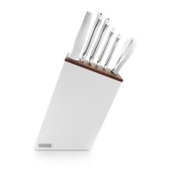 Набор из 4 кухонных ножей, ножниц, мусата и дизайнерской подставки серии White Classic WUSTHOF арт. 1090270602