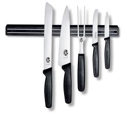Магнитный держатель Victorinox для кухонных ножей, 35 см, черный 7.7091.3