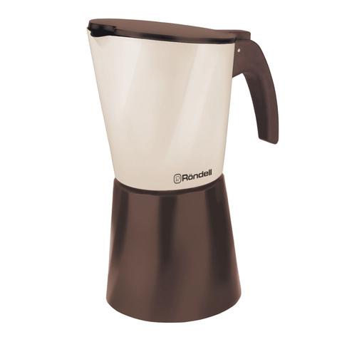 Гейзерная кофеварка 6 чашек Mocco & Latte Rondell RDA-738