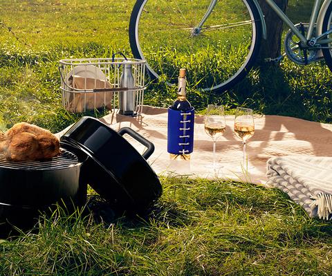 Чехол для вина охлаждающий StayCool черный Eva Solo 567475