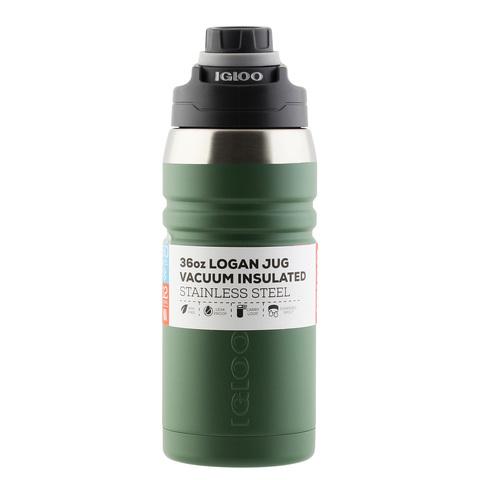 Термос Igloo Logan 36 (1 литр) зеленый