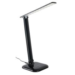 Настольный светодиодный светильник Alcor черный TL90200 Elektrostandard