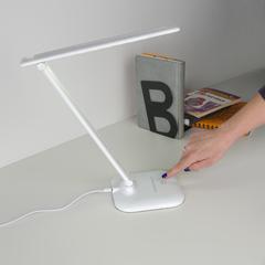 Настольный светодиодный светильник Alcor белый TL90200 Elektrostandard