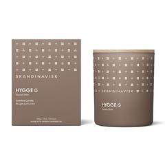 Свеча ароматическая HYGGE с крышкой, 200 г (новая) SKANDINAVISK SK20109