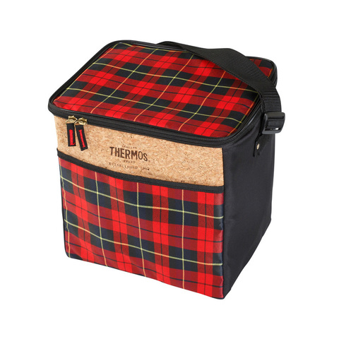 Сумка-холодильник (термосумка) Thermos Heritage 24 Can Cooler Red, 15