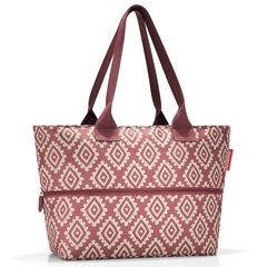 Сумка Reisenthel Shopper E1 diamonds rouge RJ3065