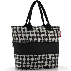 Сумка Reisenthel Shopper E1 fifties black RJ7028