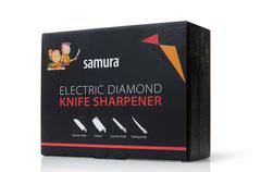 Электроточилка алмазная Samura SEC-2000 (для керамических и стальных ножей)