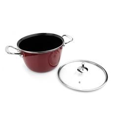 Кастрюля эмалированная 24 см (6,1л.) KOCHSTAR Copper Core Cookware арт. 33603024