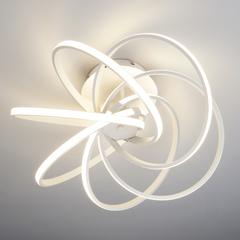 Светодиодный потолочный светильник Eurosvet Energy 90044/6 белый