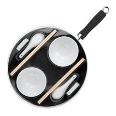 Набор для приготовления азиатской кухни IBILI Moka арт. 450630