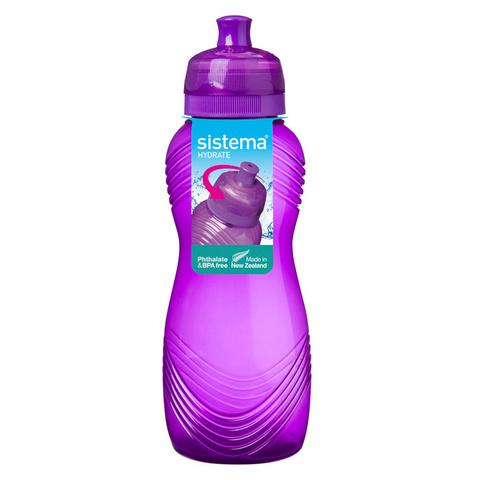 Бутылка для воды 600 мл Sistema HYDRATE 600