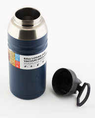 Термос Igloo Logan 64 (1,9 литра) синий 70267