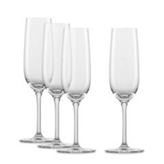 Набор фужеров для шампанского 210 мл. 4 шт. For YOU SCHOTT ZWIESEL арт. 121872