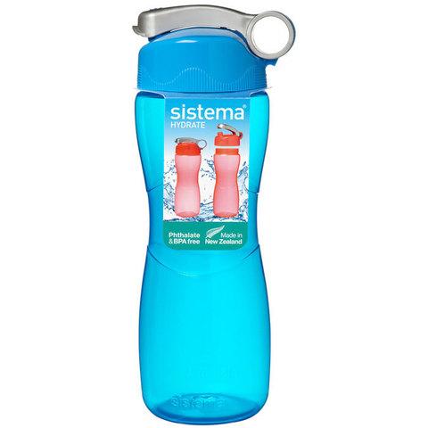 Бутылка для воды 645 мл Sistema HYDRATE 590