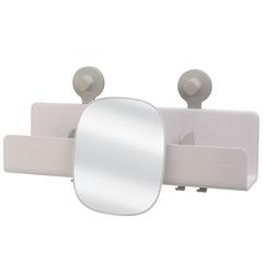 Органайзер для душа Joseph Joseph с зеркалом EasyStore большой белый 70548
