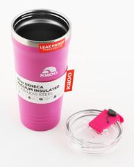 Термокружка Igloo Seneca 30 (0,9 литра) розовая 70540