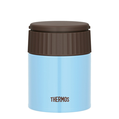 Термос для еды Thermos JBQ-400-AQ (0,4 литра) голубой
