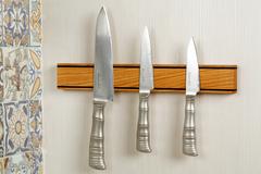 Магнитная планка для ножей 35 см Chef (ясень/термоясень) CH-003/2