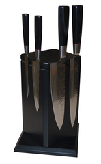 Подставка магнитная для 8 ножей (лакированная) PCHD(L)
