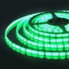 Светодиодная лента 2835/60 LED 4.8W IP65 зеленый свет Elektrostandard