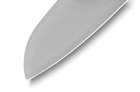 Нож кухонный стальной Сантоку Samura PRO-S SP-0095/K