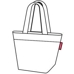 Сумка Reisenthel Shopper M dots ZS7009