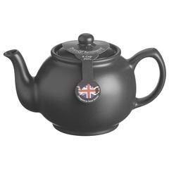 Чайник заварочный Matt Glaze 1,1 л черный P&K P_0056.736