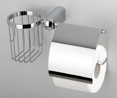 Berkel K-6859 Держатель туалетной бумаги и освежителя WasserKRAFT Серия Berkel К-6800