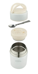 Термос для еды Thermocafe by Thermos Arctic Food Jar (0,5 литра), белый 158734