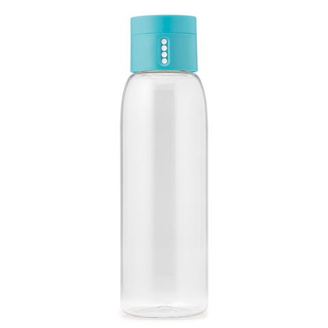 Бутылка для воды Joseph Joseph Dot 600 мл голубая 80067