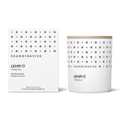 Свеча ароматическая LEMPI с крышкой, 200 г (новая) SKANDINAVISK SK20105