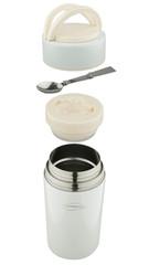 Термос для еды Thermocafe by Thermos Arctic Food Jar (1 литр), белый 158895