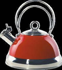 Чайник со свистком 2,5л Wesco 340520-02