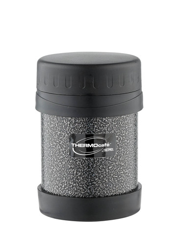 Термос для еды Thermocafe by Thermos HAMJNL (0,35 литра), черный 157829