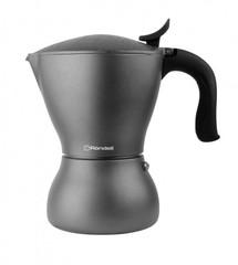 Гейзерная кофеварка 9 чашек Escurion Grey Rondell RDS-1117