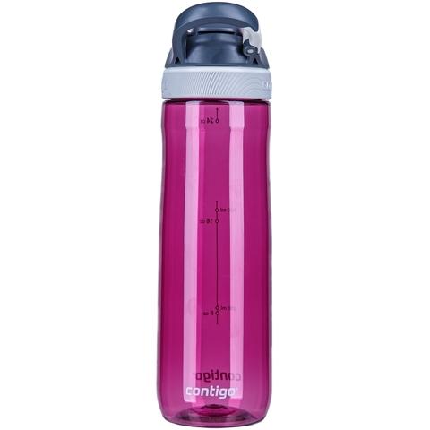 Бутылка Contigo Chug (0.72 литра) розовая