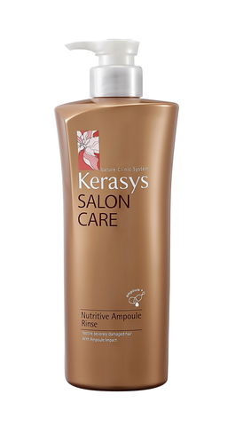 Кондиционер для волос Kerasys Салон Кэр Питание 470мл 887271П
