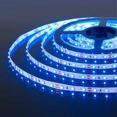 Светодиодная лента 2835/60Led 4,8W IP20 синий свет Elektrostandard