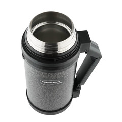Термос Thermocafe by Thermos HAMMP (1,2 литра), черный 725370