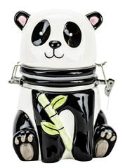 Банка для сыпучих продуктов Boston Panda 61514